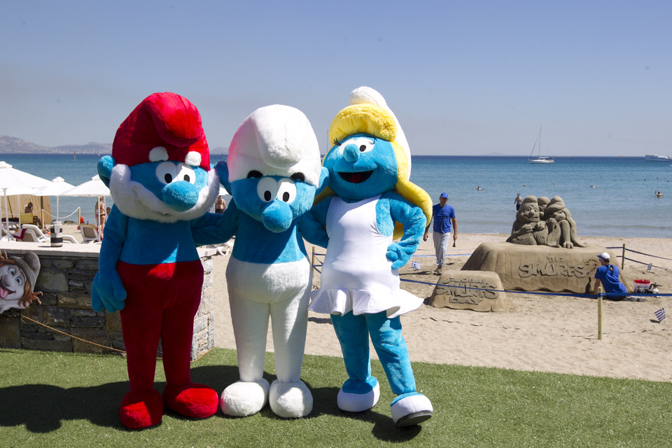 Global Smurfs Day 2014