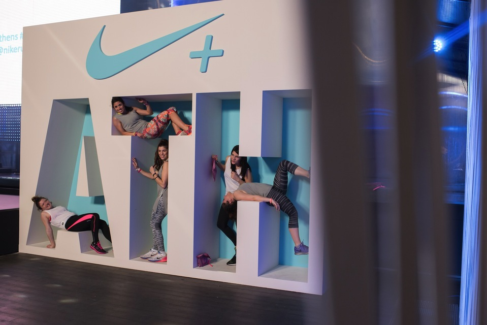 NIKE Women Club Launch
