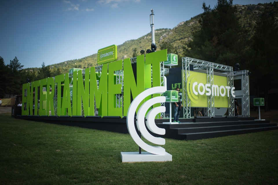 COSMOTE Robbie Williams @ Rockwave Festival