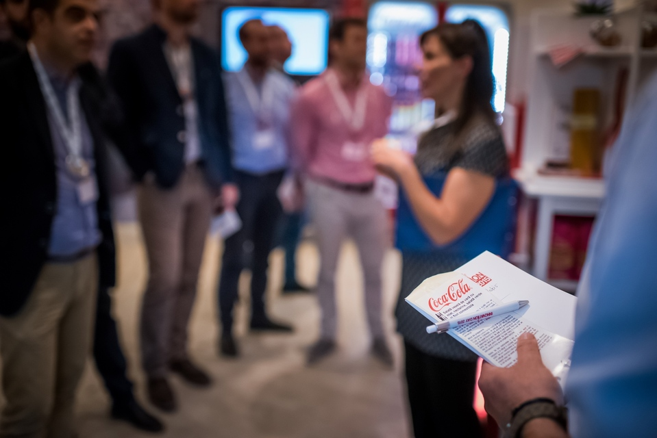 Coca Cola 3E Innovation Day 2015