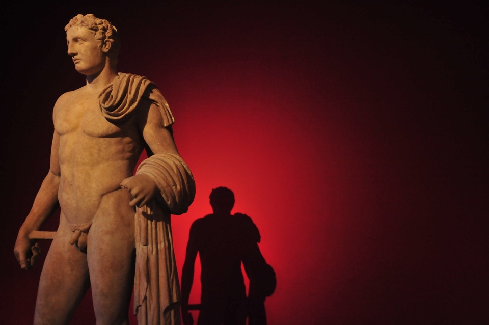 Application Launch for the National Archaeological Museum of Athens