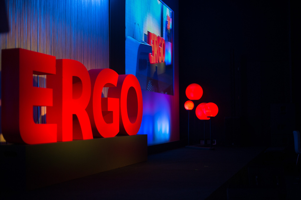 ERGO - New Year's Corporate Events 2015