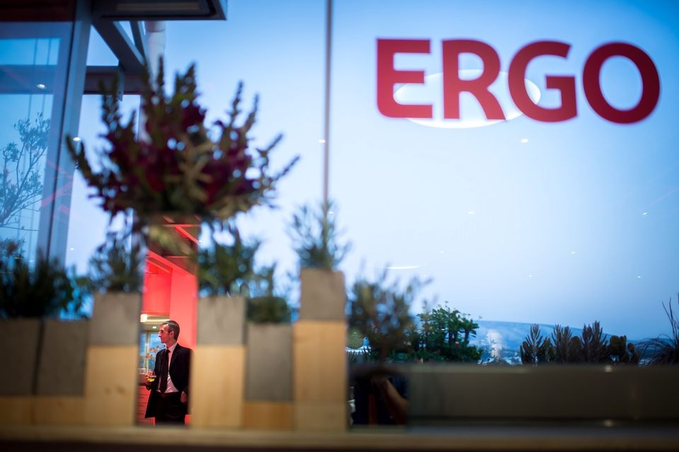 ERGO & ATE Insurance Merger Gala Parties