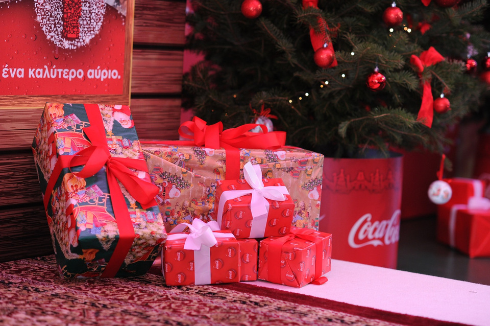 Coca-Cola Christmas Kids Celebration