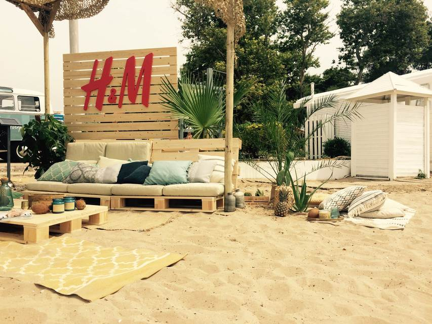 H&M Beach Roadtrip