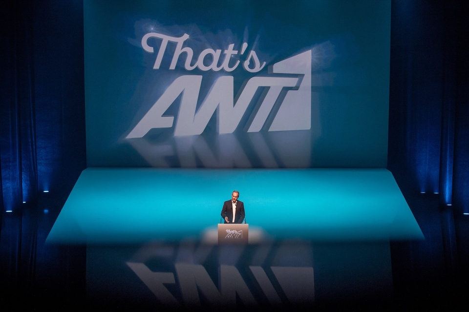 ANT1 New Program Presentation 2017 - 2018
