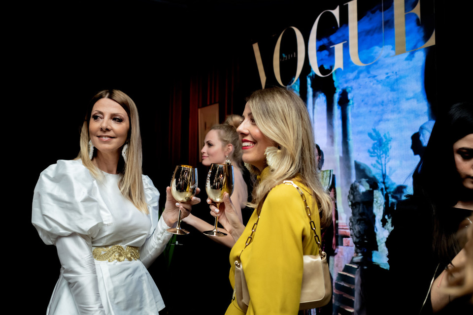 VOGUE GREECE LAUNCH PARTY