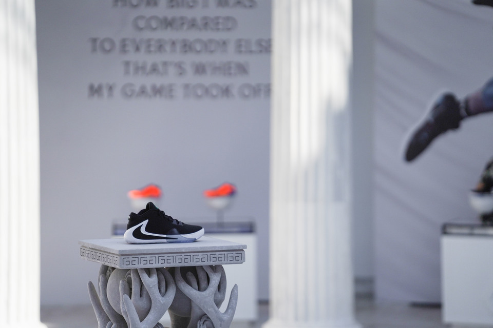 NIKE ZOOM FREAK1 Launch -  Press event