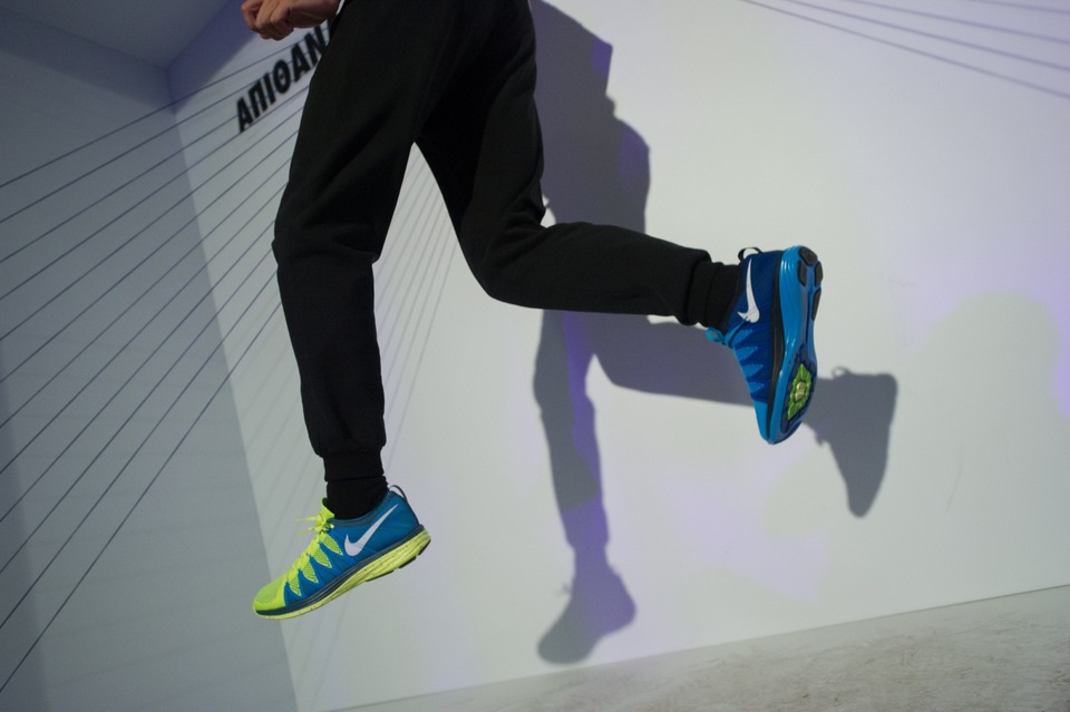 NIKE Flyknit Event